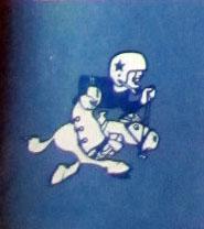 Dallas Cowboys Alternate Logo (1960s)