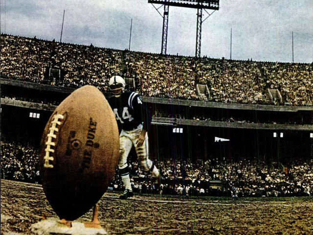 Football Friday: Life Magazine's Look at the NFL of 1960