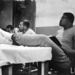 Life Magazine's NFL 1960 - Tom Scott and Roosevelt Grier