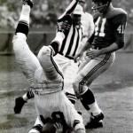 Life Magazine's NFL 1960 - Buddy Dial and Lindon Crow