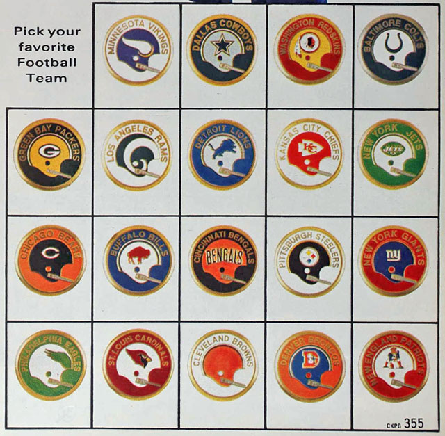 old football logos bing images