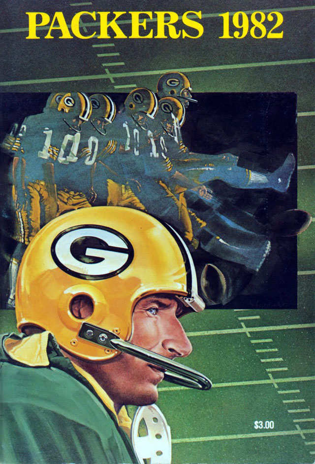 Football Friday — Vintage NFL Team Media Guides and Yearbooks, Part 1