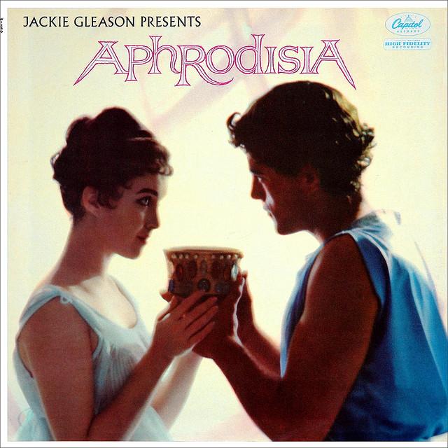 Jackie Gleason - Aphrodisia (1960) album cover