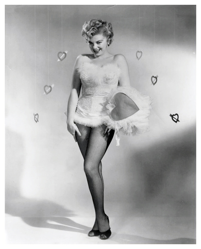vintage hollywood valentine s day pin up photos