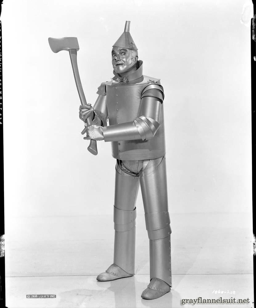 Gallery For gt Wizard Of Oz Characters Tin Man