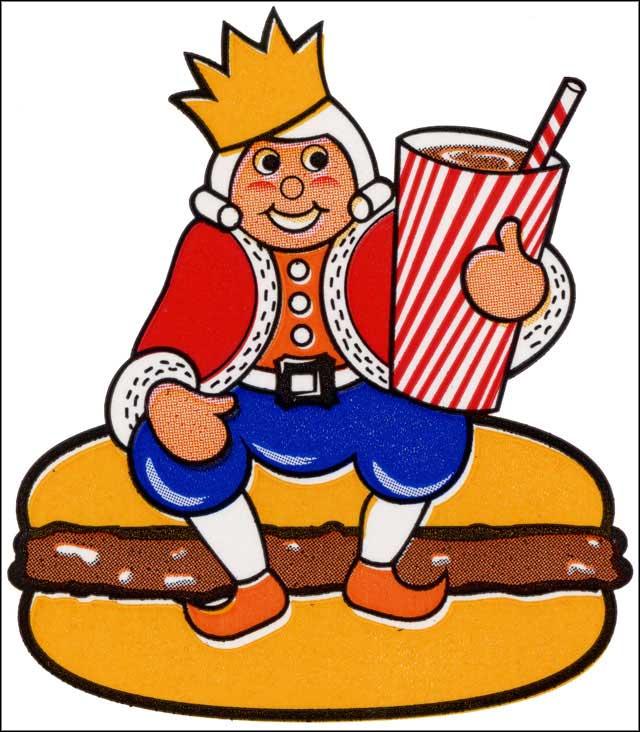 Burger King mascot (1957 - 1969)
