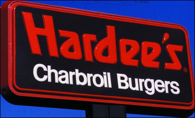 Hardee's logo (1970s - 1999)