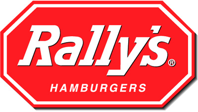 Rally's Hamburgers logo (date unknown)