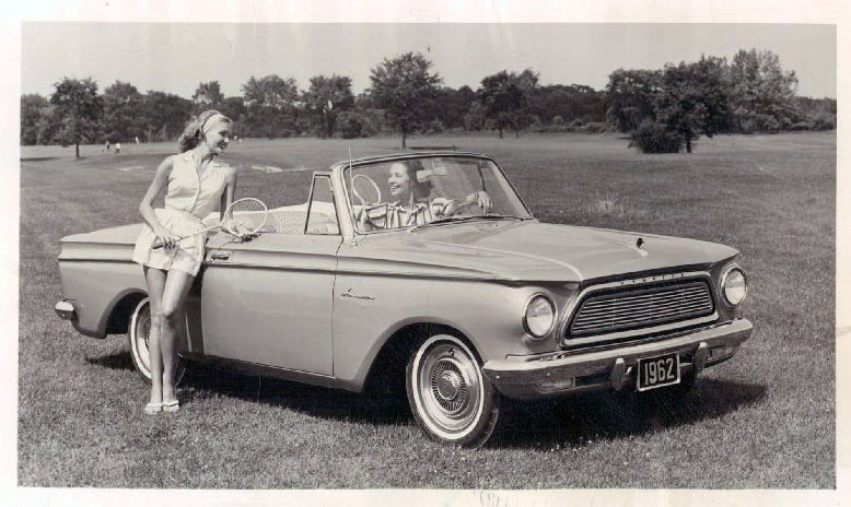1962 AMC Rambler American wire photo