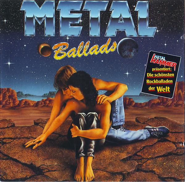 Metal Ballads, Vol. 1 (1988) album cover art