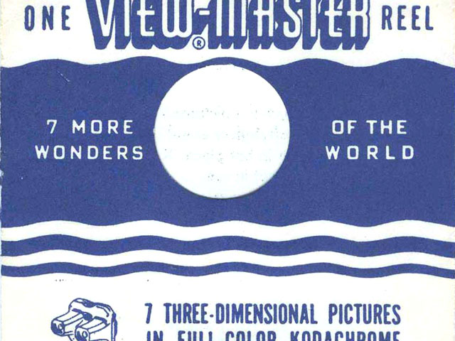 A How-To Guide for Scanning View-Master Reels