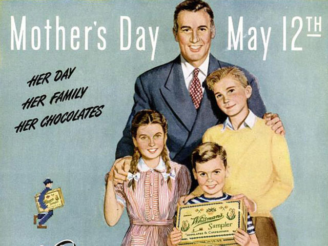 A Gallery of Vintage Mother's Day Ads, Vol. 2