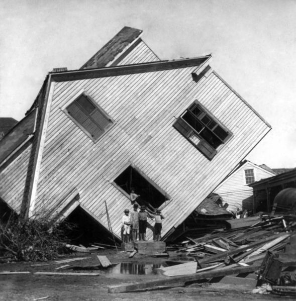 The 1900 Galveston Hurricane