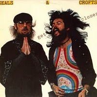 Seals and Crofts - Get Closer album cover