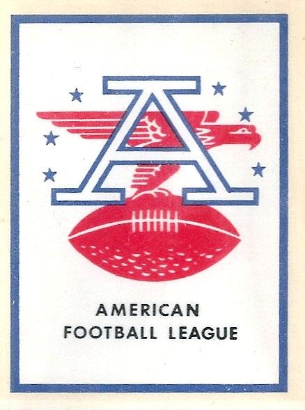 1960 American Football League All-League players