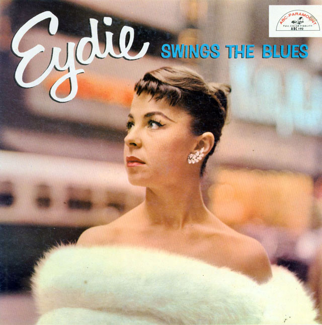 Eydie Gormé - Eydie Swings the Blues