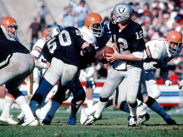 Classic NFL Game Action Slides (1960s – 1980s)