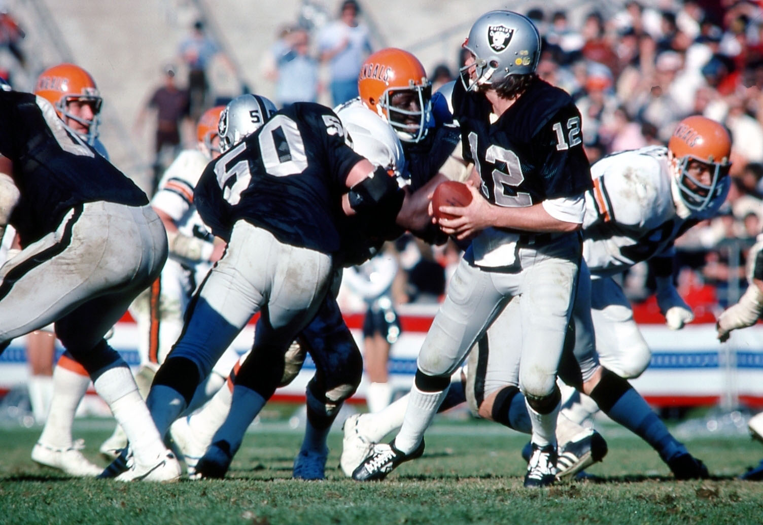 Classic Nfl Game Action Slides 1960s 1980s