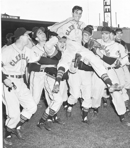 Cleveland Indians - 1948 World Series champions