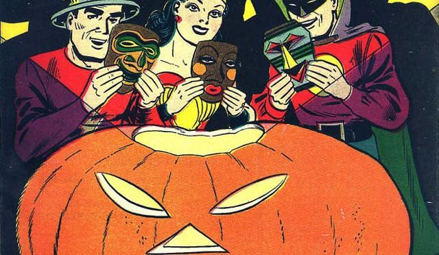 Comic Cavalcade #12 (DC, 1945)