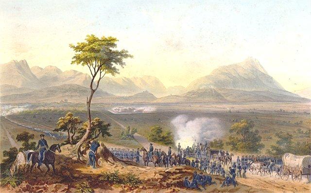 The Battle of Monterrey
