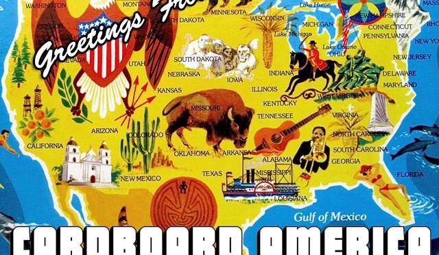 Cardboard America: Travelodge – Lancaster, Pennsylvania