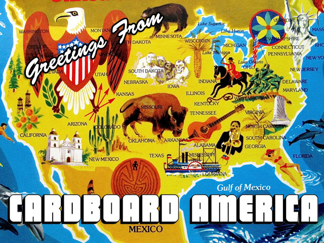 Cardboard America: Travelodge – Lancaster, Pennsylvania