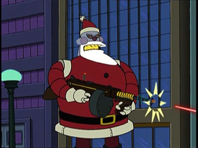 Robot Santa (Futurama)