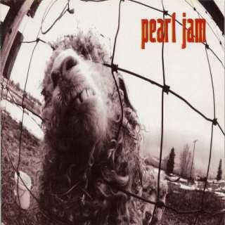 Pearl Jam - Vs. (1993) album cover