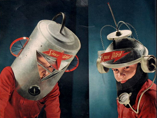 50s space suits - photo #45