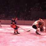 Rangers vs. Black Hawks, c. 1960s