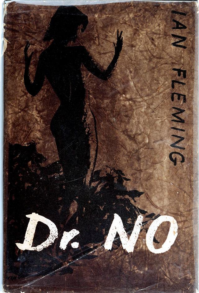 Dr. No book cover