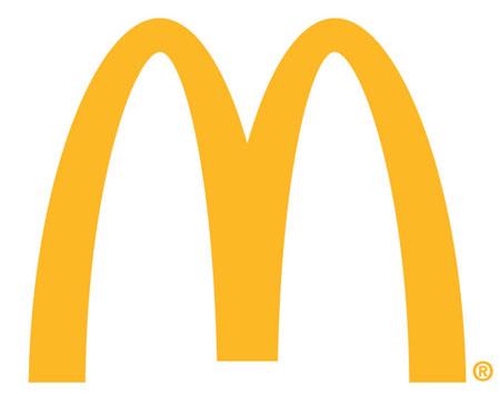 McDonald's logo (2006 - present)