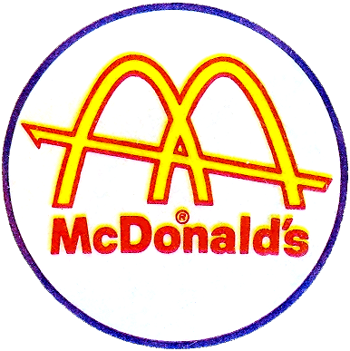 McDonald's logo (1962 - 1968)