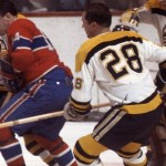 Bruins vs. Canadiens, Mid-1960s