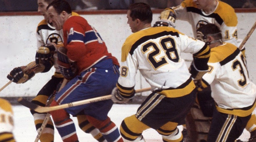 The Sporting Life #2: Bruins vs. Canadiens, Mid-1960s