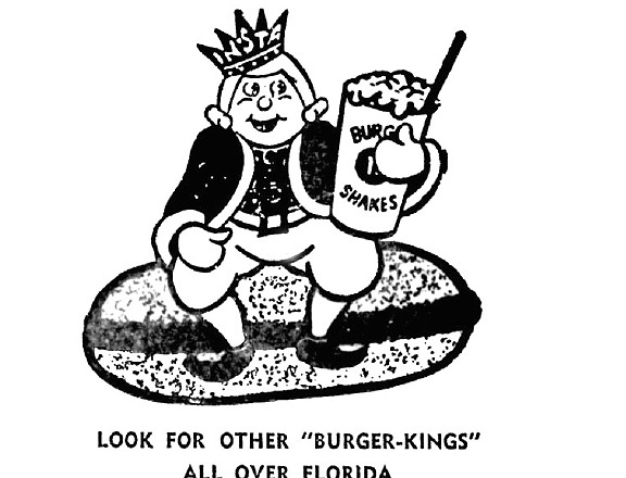 Burger King logo (1957)