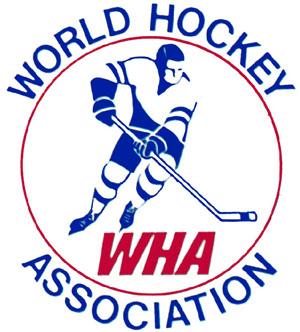 World Hockey Association (WHA) logo