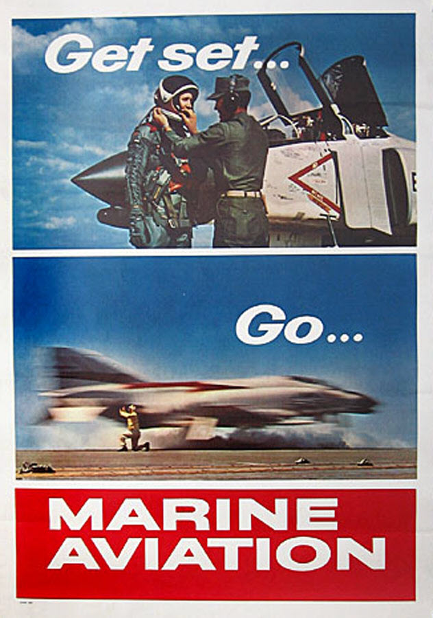 Get Set... Go... Marine Aviation