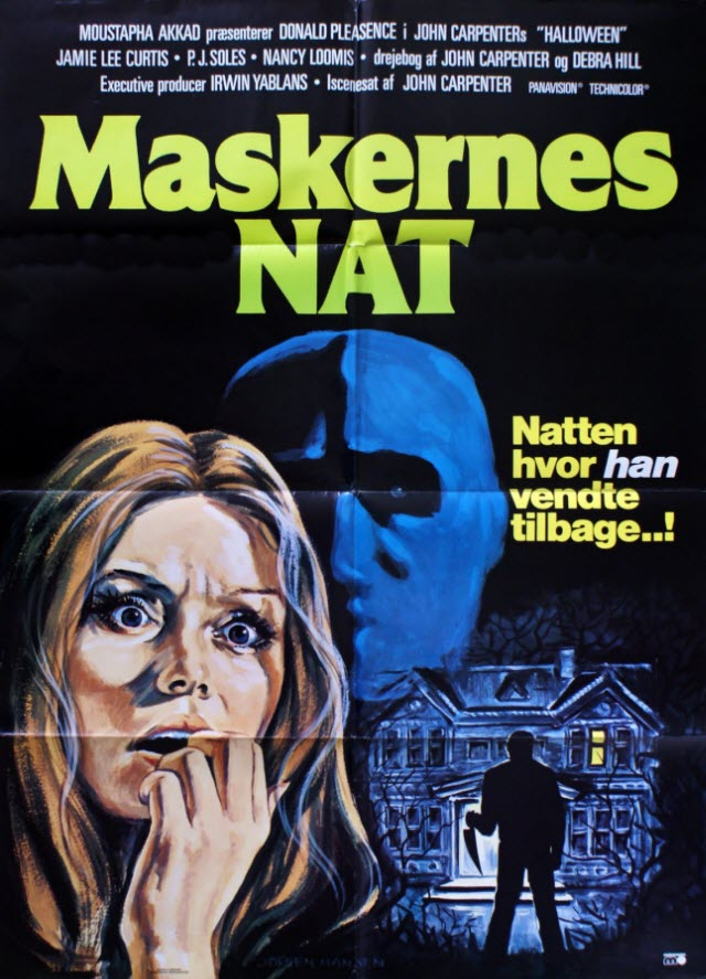 Halloween (1978) U.S. and Foreign Movie Posters | grayflannelsuit.net