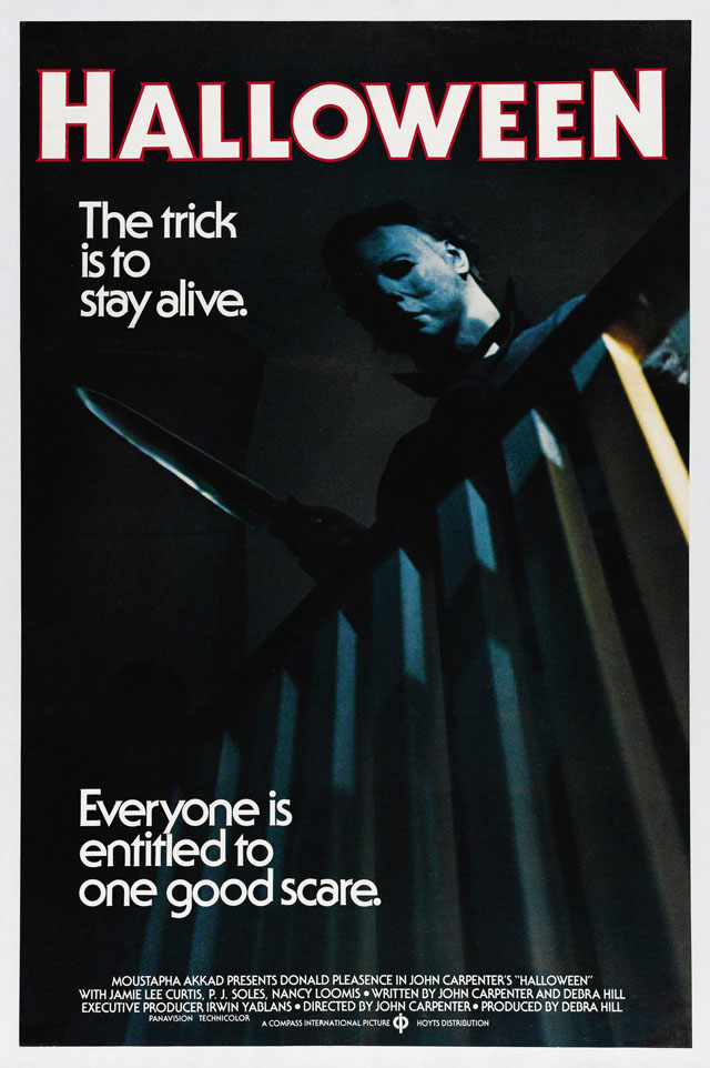 halloween 1978 us and foreign movie posters