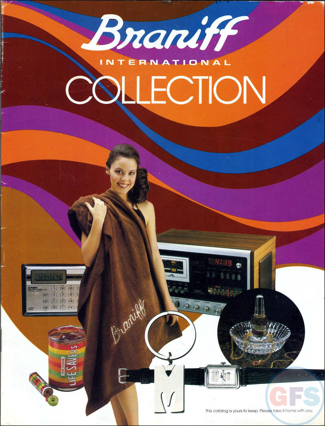 Airline memories 2 braniff international collection for International collection