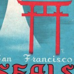 1949 San Francisco Seals Baseball Program