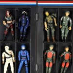 Vintage G.I. Joe action figure collection