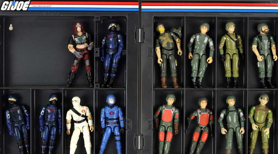 Rebuilding My Vintage GI Joe Action Figure Collection Introduction