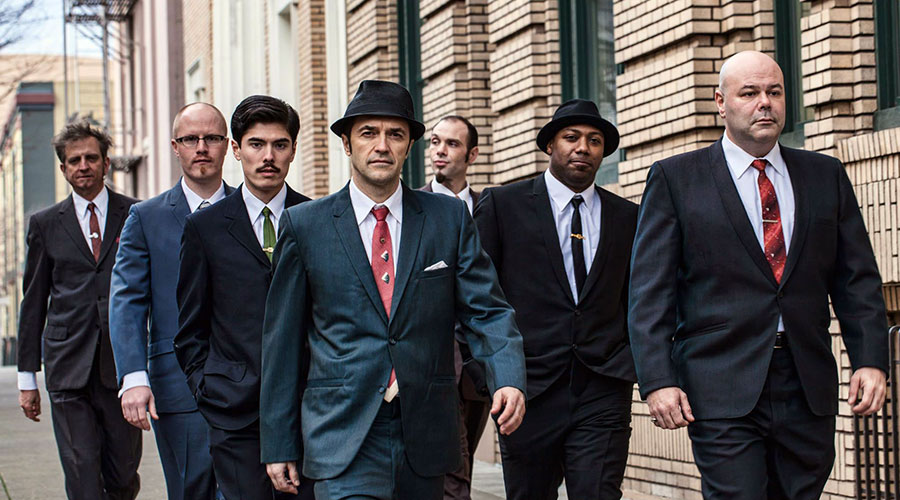 In Concert: Cherry Poppin' Daddies at Sellersville Theater, 1/9/15