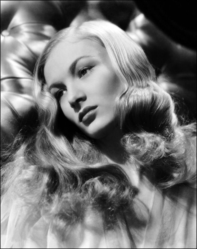 Hollywood Beauty #2: Veronica Lake