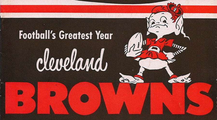 Here's the New Cleveland Browns Logo, Let's Look At It