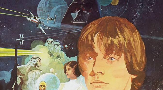 Fantastic Coca-Cola Star Wars/Burger Chef Posters (1977)