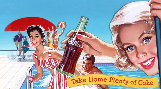 Vintage Coca-Cola Advertising, Pt. 1